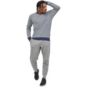 Patagonia Mahnya Pantalones polares Hombre, feather grey
